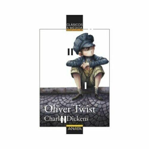 Oliver Twist. Anaya