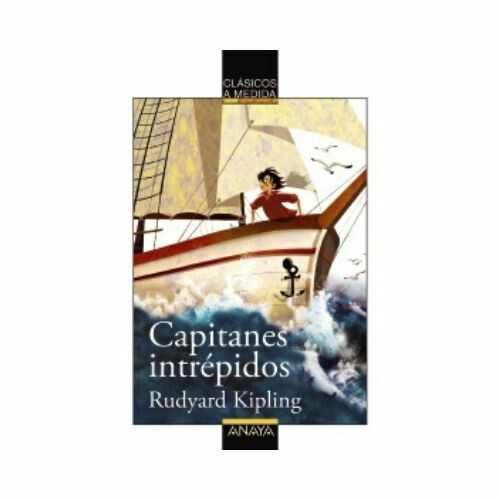 Capitanes Intrepidos (Clasicos). Anaya
