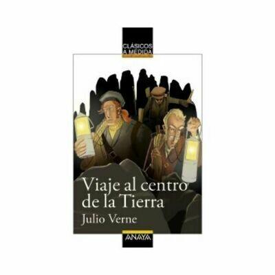 Viaje Centro de Tierra (Clasicos) 10 Años. Anaya