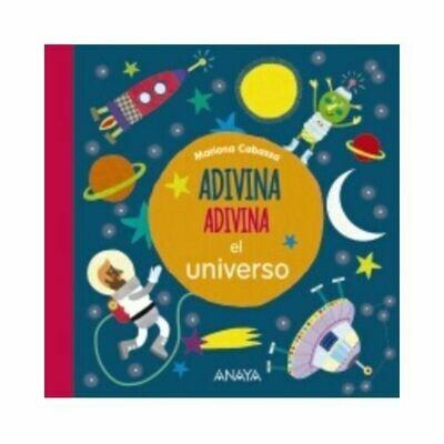 Adivinanzas del Universo. Anaya