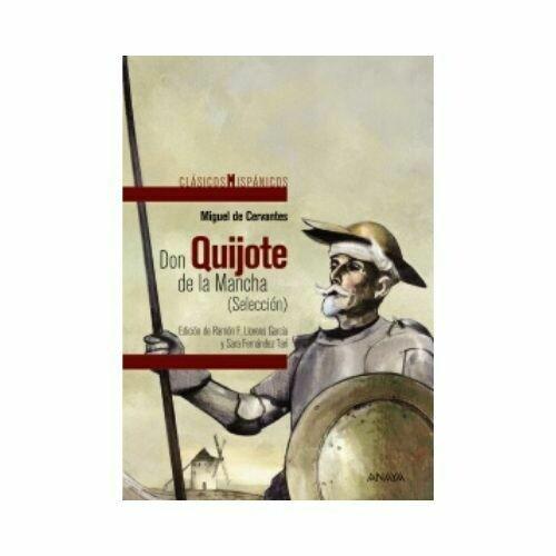Don Quijote de la Mancha (Clasicos Hispanicos). Anaya