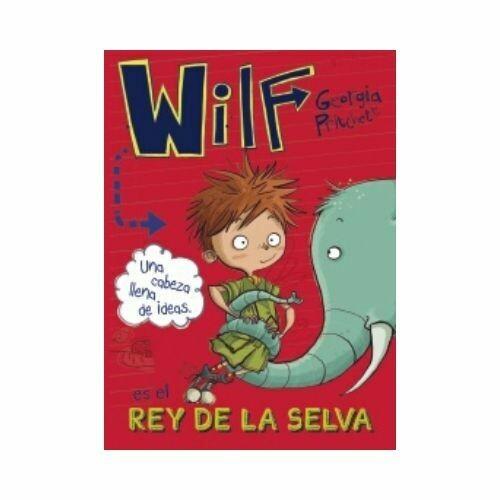 Wilf es el Rey de la Selva. Anaya