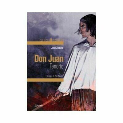 Don Juan Tenorio. Anaya