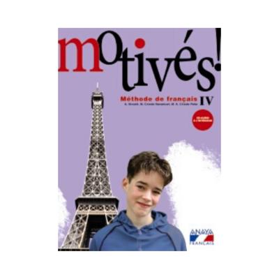 Motives! Methode de Francais 4. Anaya