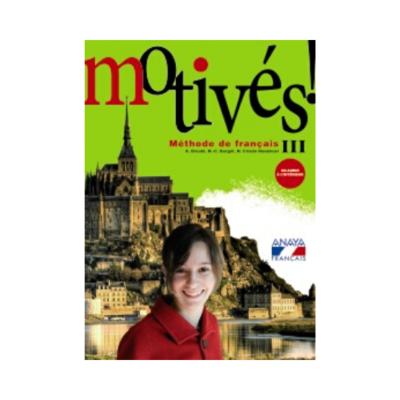 Motives! Methode de Francais 3. Anaya
