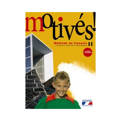 Motives! Methode de Francais 2. Anaya