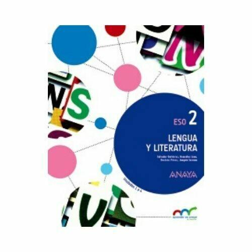 Lengua y Literatura 2. ESO. Secundaria. Anaya (Octavo)