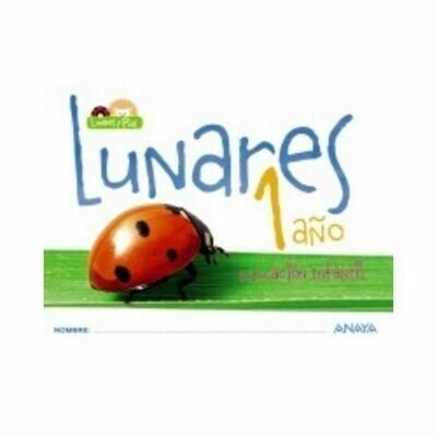Lunares 1 Año. Educacion Infantil. Anaya
