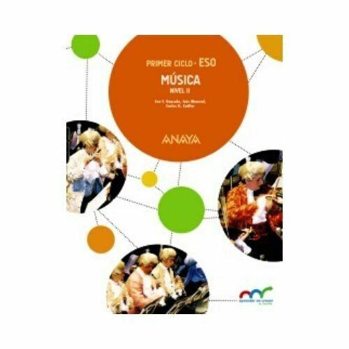 Musica Nivel II. ESO. Secundaria. Aprender es Crecer. Anaya