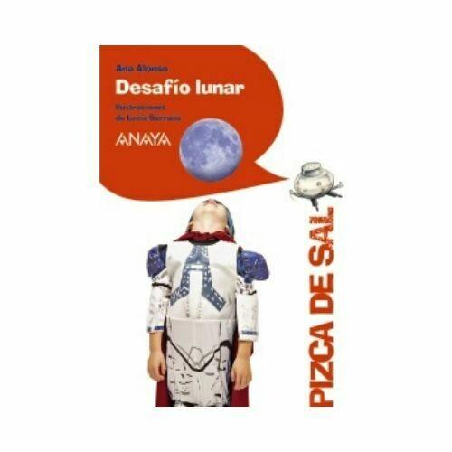 Desafio Lunar (8 Años). Pizca de Sal. Anaya