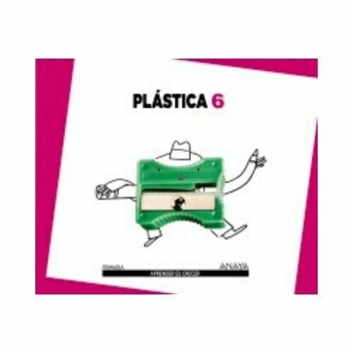 Plastica 6. Primaria. Aprender es Crecer. Anaya