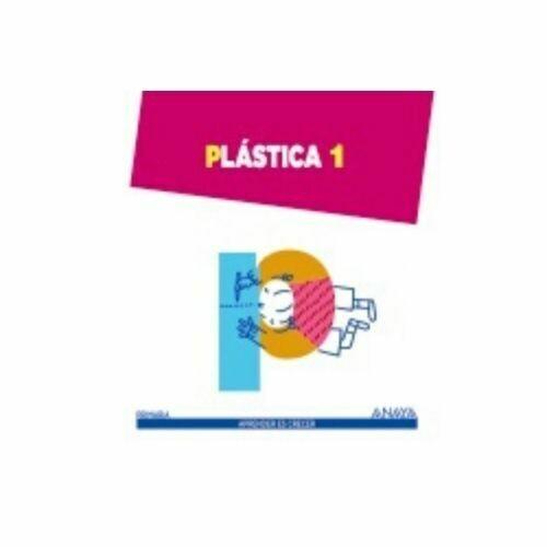 Plastica 1. Primaria. Aprender es Crecer. Anaya