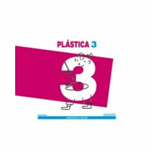 Plastica 3. Primaria. Aprender es Crecer. Anaya
