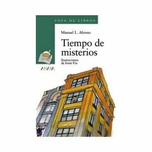 Tiempo de Misterios - Libro Suelto (10 Años). Sopa de Libros. Anaya