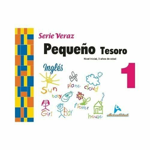 Ingles Pequeño Tesoro 1. Serie Veraz. Nivel Inicial. Actualidad