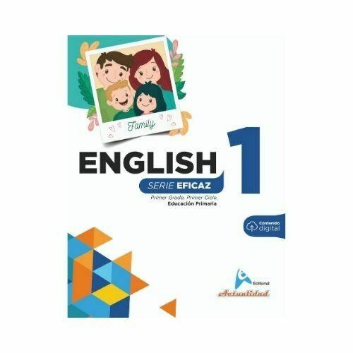 English (Ingles) 1. Serie Eficaz. Primaria. Actualidad