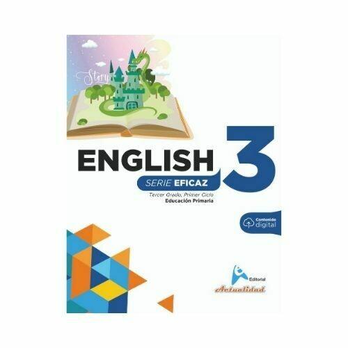 English (Ingles) 3. Serie Eficaz. Primaria. Actualidad