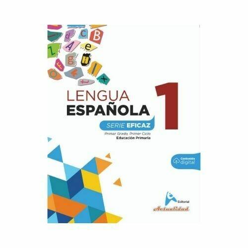 Lengua Española 1. Serie Eficaz. Primaria. Actualidad