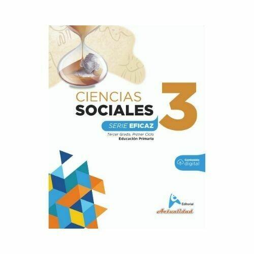 Ciencias Sociales 3. Serie Eficaz. Primaria. Actualidad