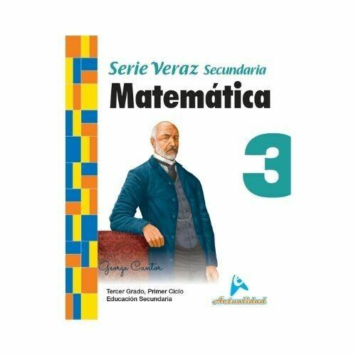 Matematica 3. Serie Veraz. Secundaria. Actualidad