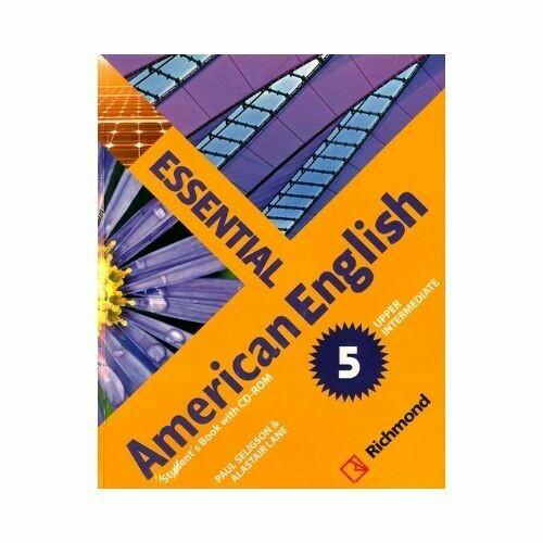 Kit Essential American English 5 (SB+CD-ROM). Richmond - Santillana
