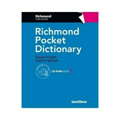 Richmond Pocket Dictionary + Acces Code. Richmond - Santillana