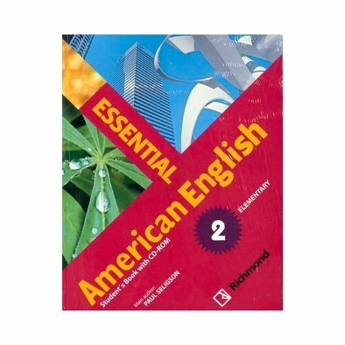 Kit Essential American English 2 (SB+CD-ROM). Richmond - Santillana