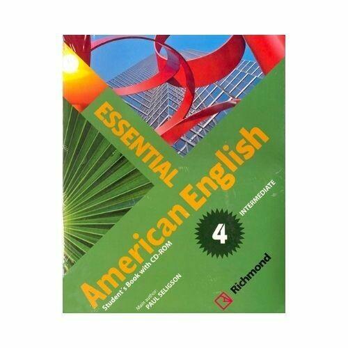 Kit Essential American English 4 (SB+CD-ROM). Richmond - Santillana