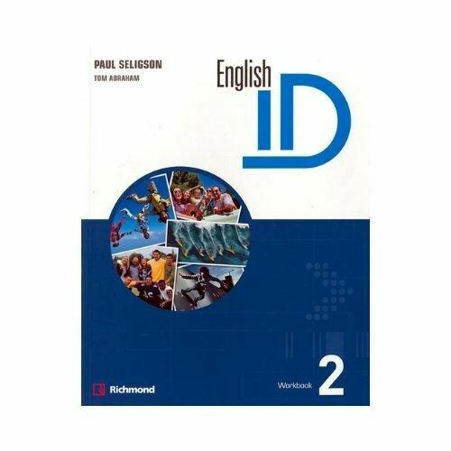 English ID 2 Workbook. Richmond - Santillana