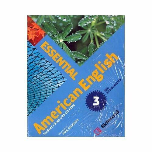 Kit Essential American English 3 (SB+CD-ROM). Richmond - Santillana