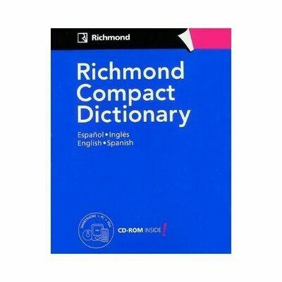 Nuevo Diccionario Richmond Compact. Richmond - Santillana