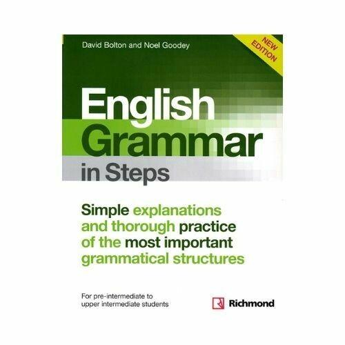 New English Grammar in Steps. Richmond - Santillana
