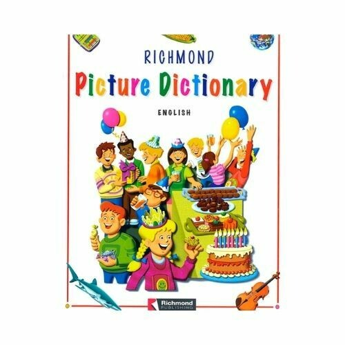 Richmond Picture Dictionary (Ingles-Ingles). Richmond - Santillana