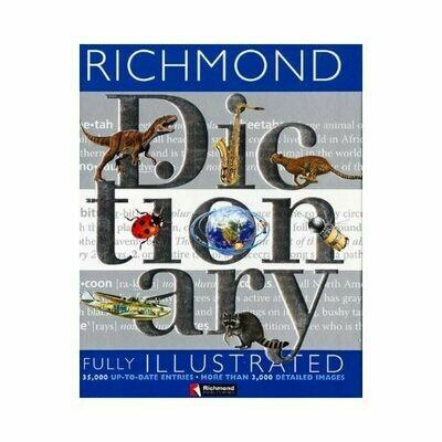 Richmond Dictionary Fully Illustrated. Richmond - Santillana