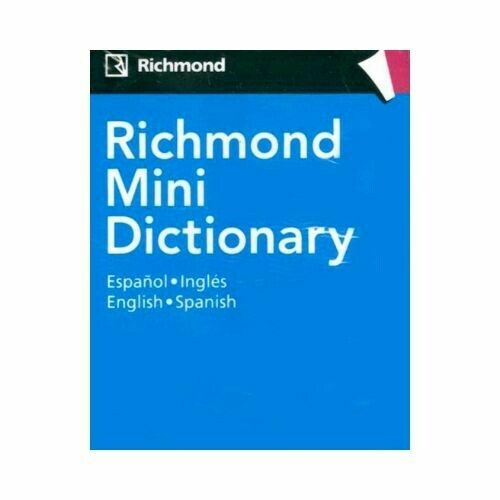 Mini Richmond Dictionary. Richmond - Santillana