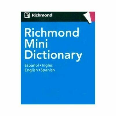 Mini Richmond Dictionary. Richmond - Santillana