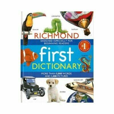 Richmond First Dictionary. Richmond - Santillana