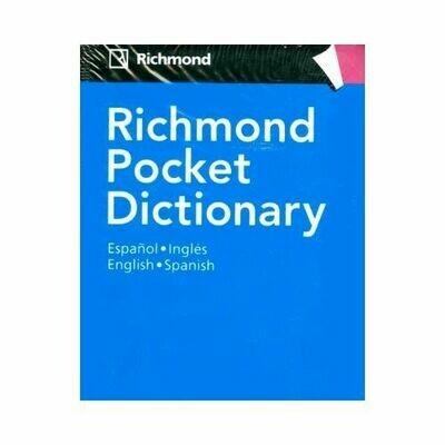 Nuevo Diccionario Richmond Pocket. Richmond - Santillana