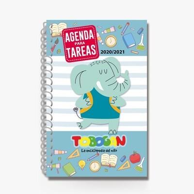 Agenda de Tareas Tobogan, 2020 - 2021