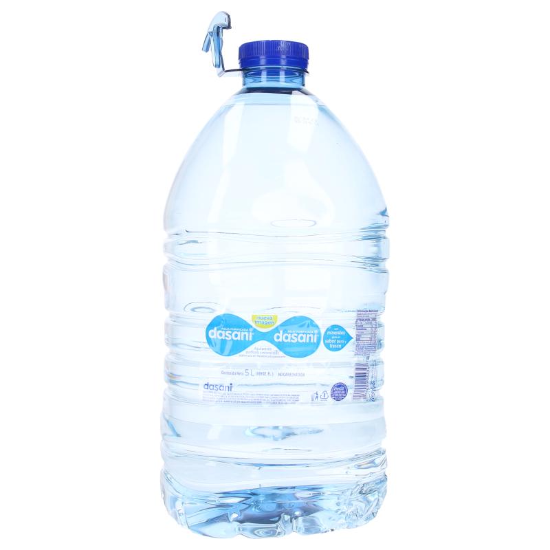 Agua Dasani 5 Lt