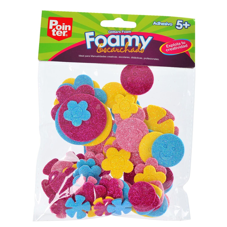 Foamy Mini Caritas/Flores Escarchado Pointer