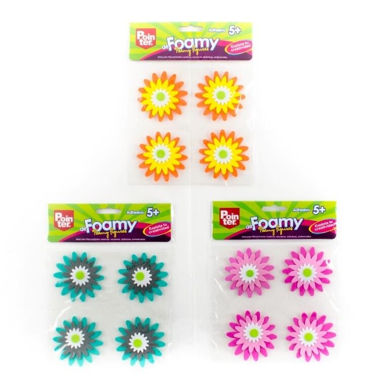 Mini Flores Foamy 4/1 Pointer