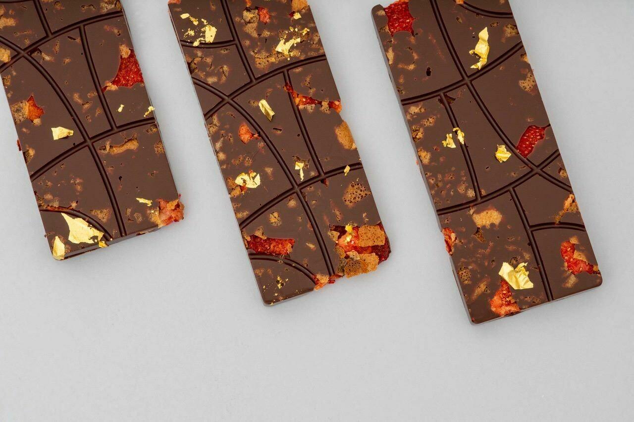 Barra de chocolate 72%
