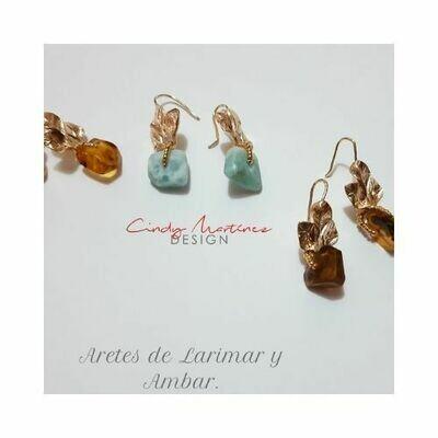 Aretes Laminado by Cindy Martinez
