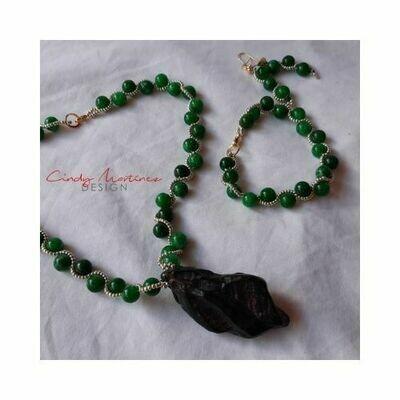 Jade Oriental  by Cindy Martinez
