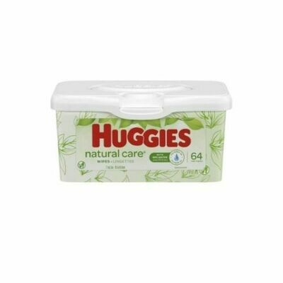 Toallitas Humedas Huggies Natural Care 64/1