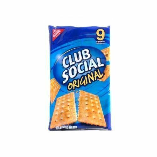 Galletas Club Social Saladas 234G