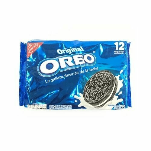 Galletas Oreo Regular 432G