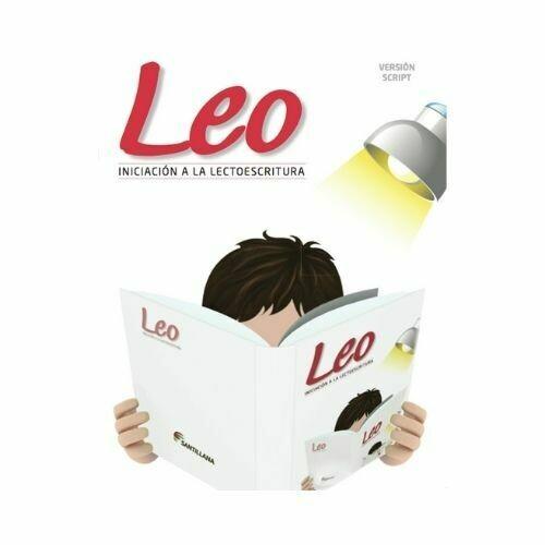 Leo - Script. Nivel Inicial. Santillana