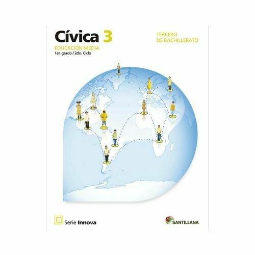 Educacion Civica 3. Media. Serie Innova. Santillana